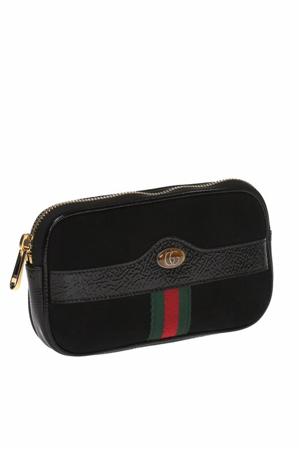 'ophidia' belted iphone case od Gucci