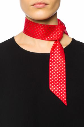 Printed neckerchief od Gucci