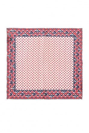 Patterned pocket square od Gucci