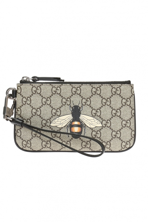 f36c92a19ddd GG Supreme' wallet with bee Gucci - Vitkac shop online