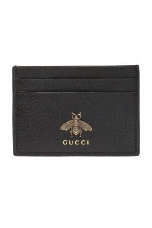 Case with a bee motif od Gucci