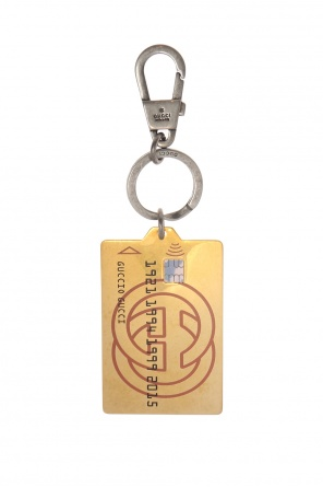Credit card key chain od Gucci