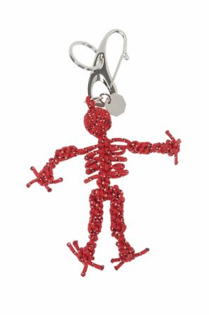 Skeleton key ring od Alexander McQueen