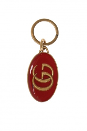 Keychain with a logo od Gucci