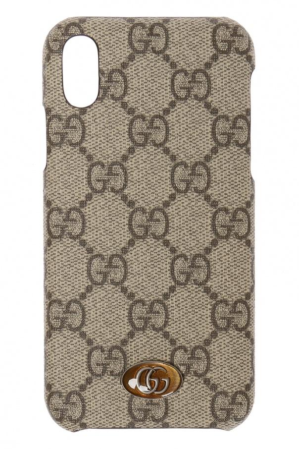 16a021f389 iPhone X case Gucci - Vitkac shop online