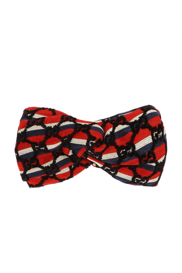 1029bd2fd Headband with 'Sylvie Web' stripes Gucci - Vitkac shop online