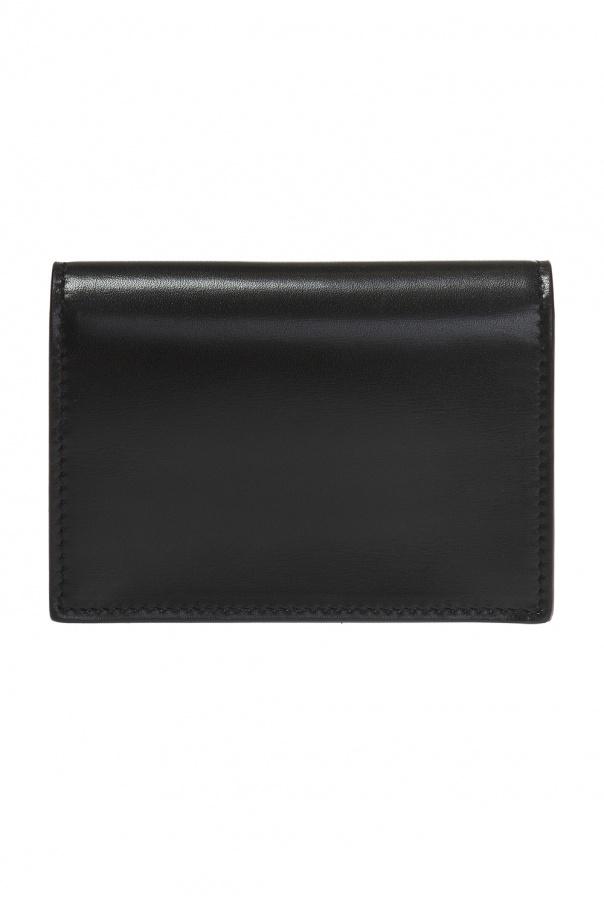 Branded wallet od Saint Laurent