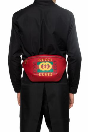 'web' belt bag od Gucci