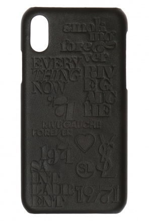 Iphone x case case od Saint Laurent