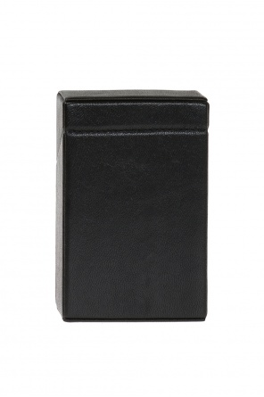 Logo-embossed cigarette case od Saint Laurent