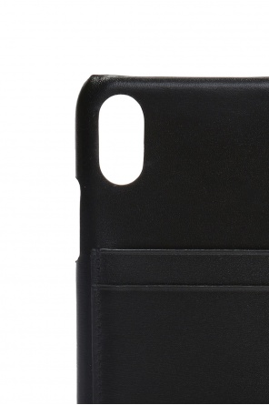 Etui na iphone z logo od Saint Laurent