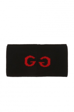Logo-embroidered mask od Gucci