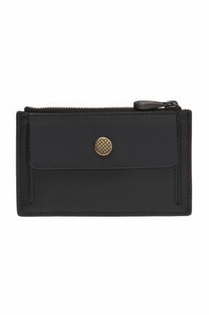 Card holder with pockets od Bottega Veneta