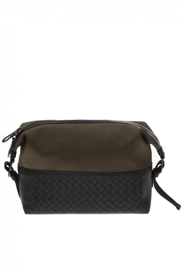 6d224af2d63c Intrecciato  pattern wash bag Bottega Veneta - Vitkac shop online