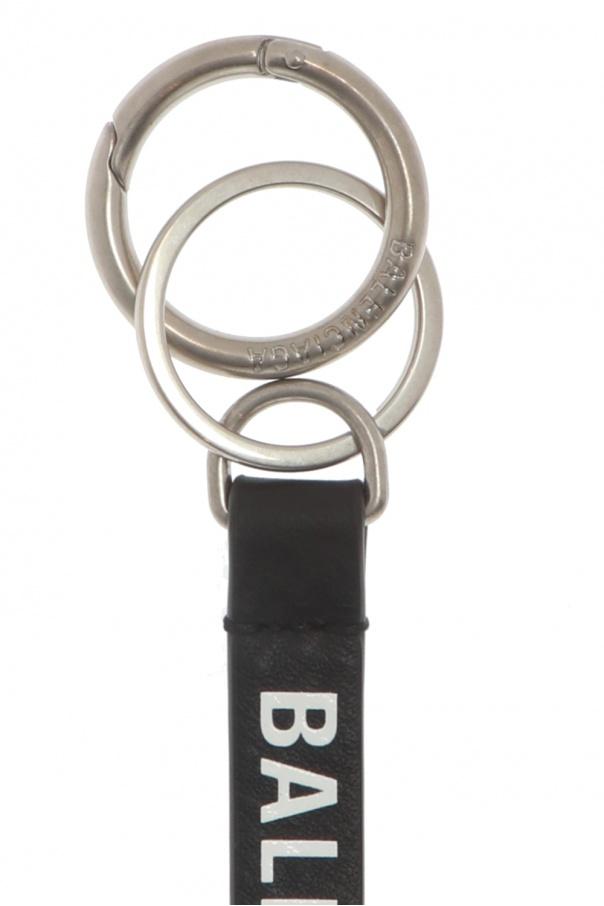 Branded keyring od Balenciaga