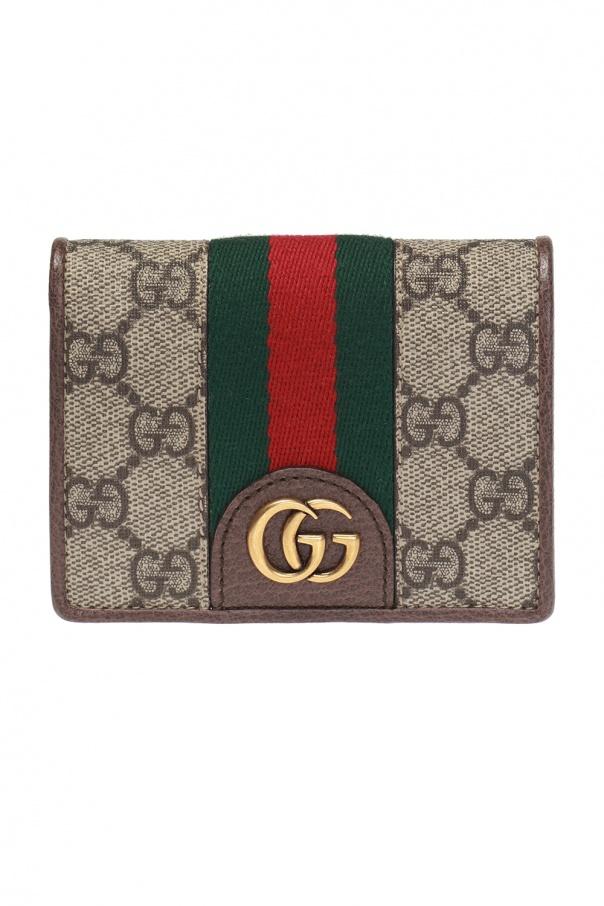 020819b57a4 Three Little Pigs  card case Gucci - Vitkac shop online