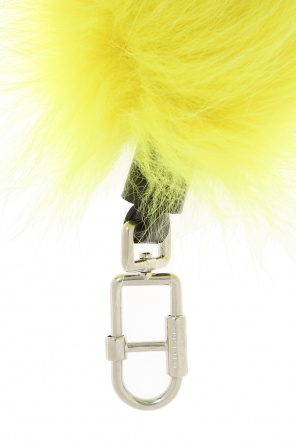 Fur key ring od Sonia Rykiel