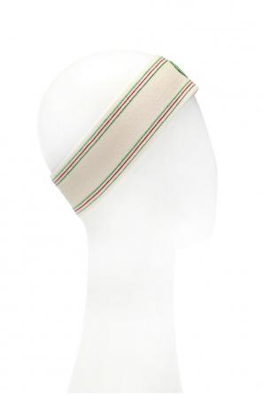 7fdb690ab23 Headband and wristband set with logo od Gucci ...