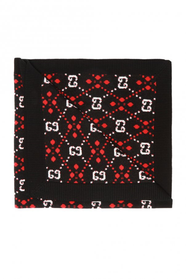 Logo shawl od Gucci Kids