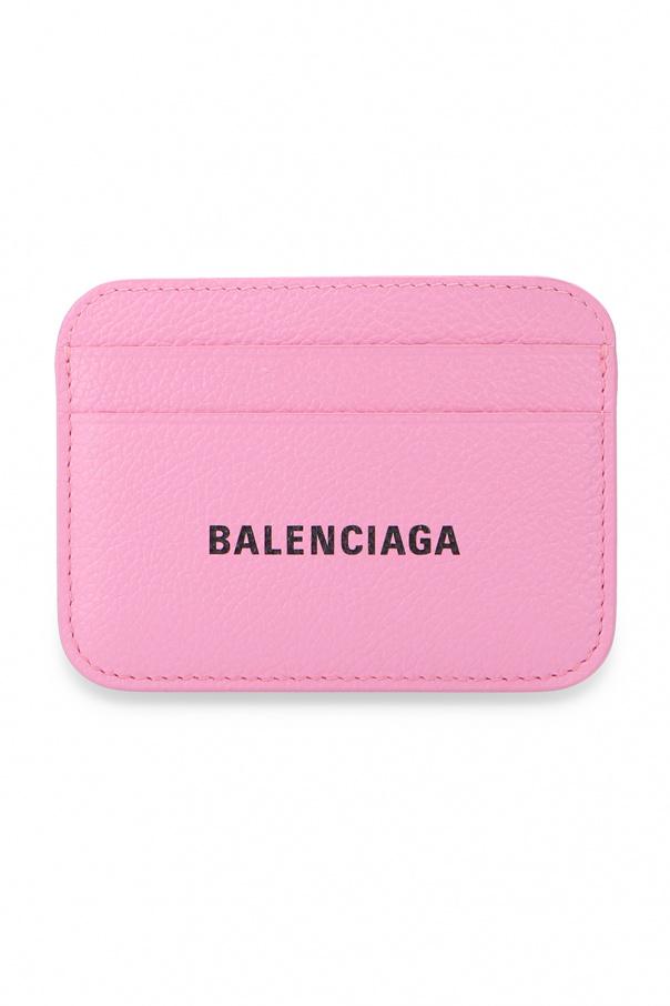 Balenciaga Card case with logo