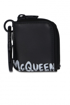 Pouch with lobster clasp od Alexander McQueen