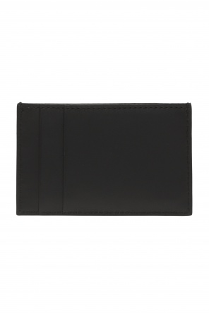 Branded card case od Alexander McQueen