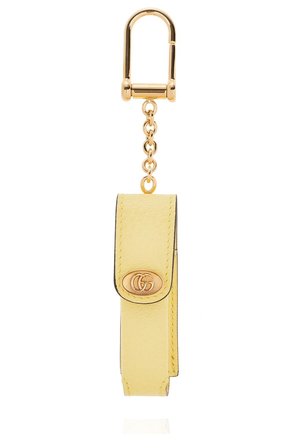 Gucci Keychain with lipstick case