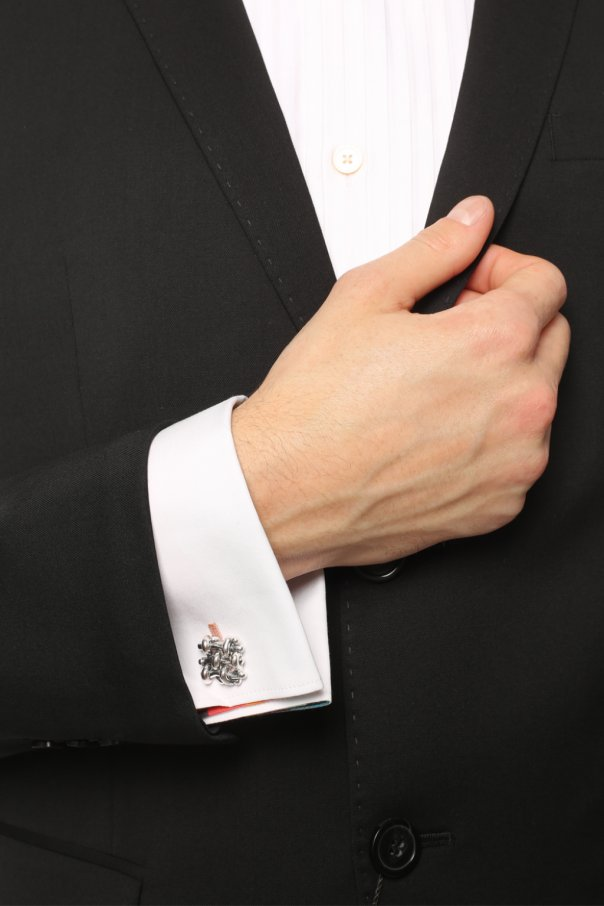 Cuff links od Bottega Veneta