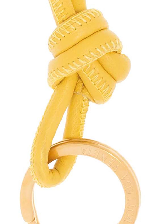 Bottega Veneta Leather keyring