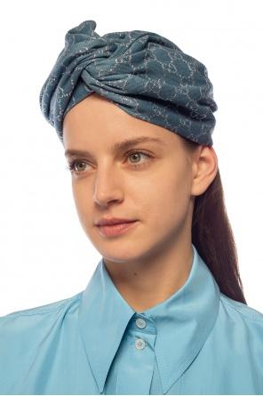 Headband with logo od Gucci