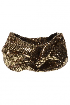 Headband with sequins od Gucci