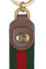 Gucci Keyring with logo