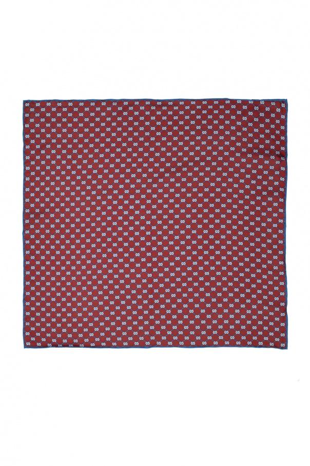 Gucci GG pocket square