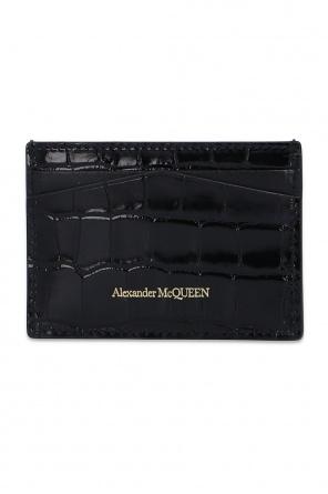 Skull card case od Alexander McQueen