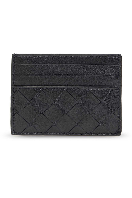 Bottega Veneta Card case with Intrecciato weave