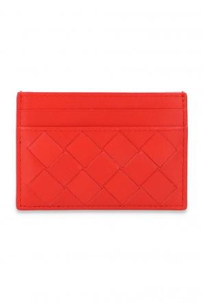 Leather card holder od Bottega Veneta