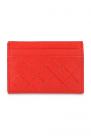 Leather card holder od Bottega Veneta