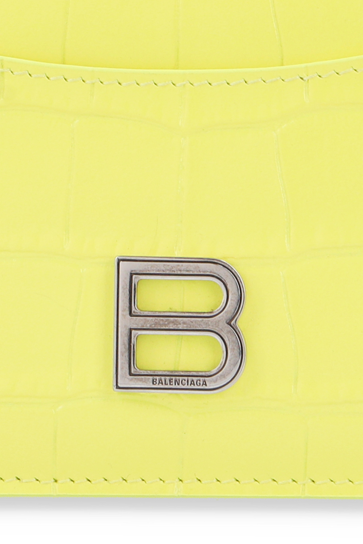 Balenciaga Card holder with logo