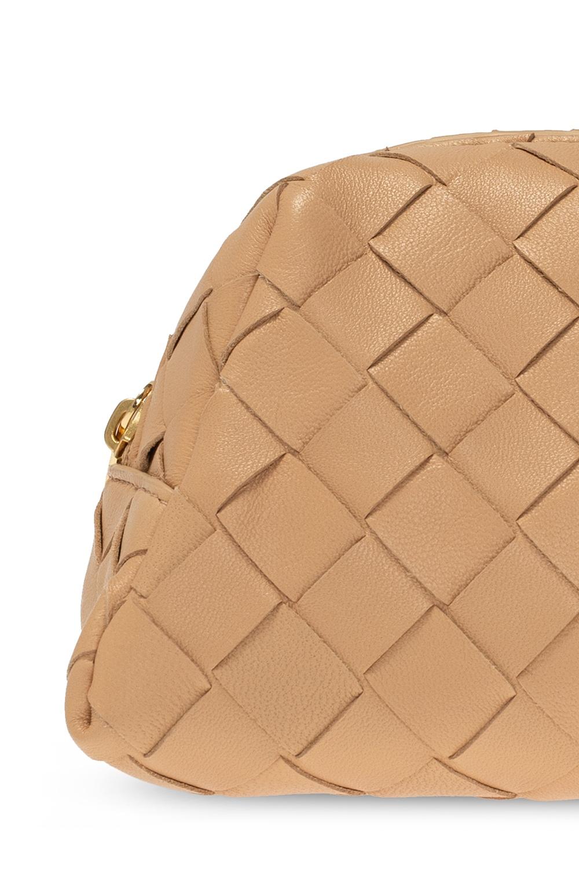 Bottega Veneta Leather wash bag
