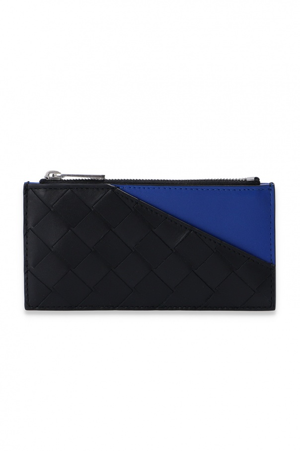 Bottega Veneta 'Intrecciato' weave card case