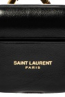 Saint Laurent Leather AirPods case