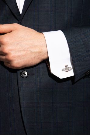 Cufflinks with logo od Vivienne Westwood