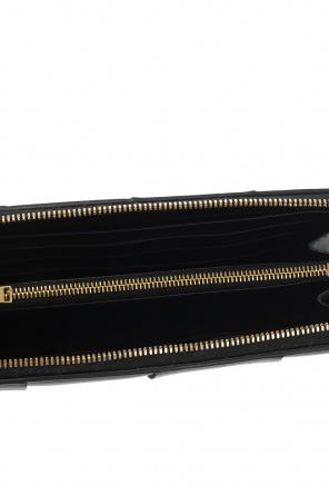 Wallet with 'intrecciato' weave od Bottega Veneta