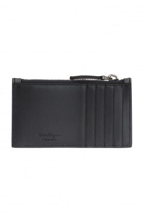 Printed card case od Salvatore Ferragamo