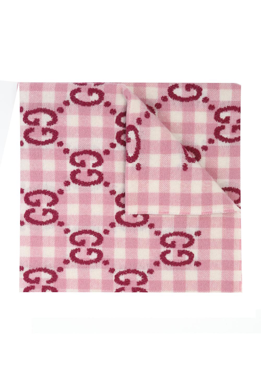 Gucci Kids Wool blanket