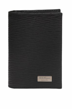 Branded card case od Salvatore Ferragamo