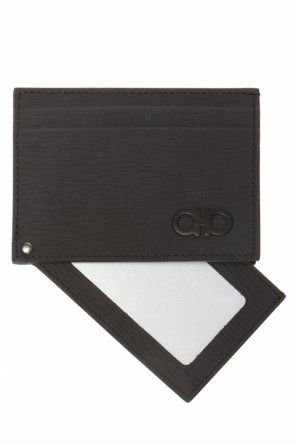 Gancini card case od Salvatore Ferragamo