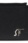 Salvatore Ferragamo Card holder with logo