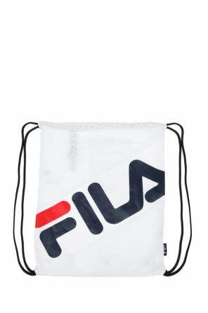 Backpack with a net od Fila