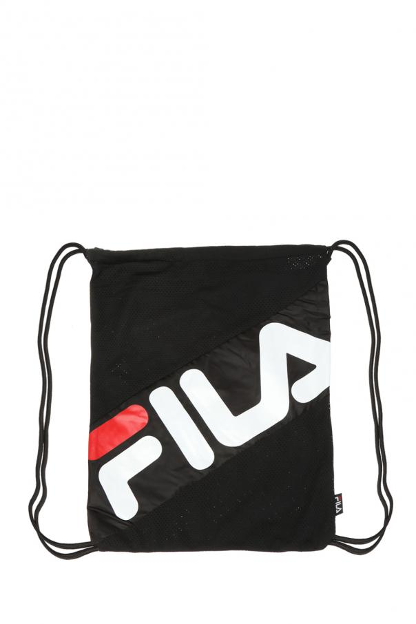 Logo-printed backpack Fila - Vitkac shop online b7050f571e